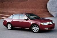 Salon de Detroit : nouvelle Ford Five Hundred - 2008, restylage attendu