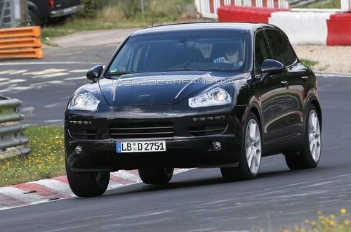 [Vidéo]Le futur Porsche Cayenne à l'attaque du Nürburgring