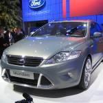 Ford Mondeo SW - en direct du Mondial Auto