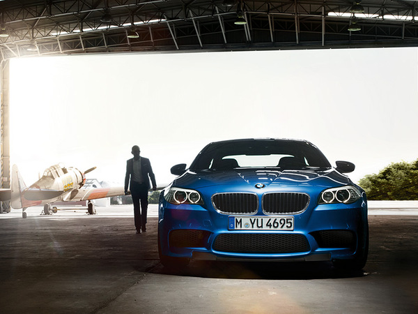 Future BMW M5 Competition Package: +15 ch