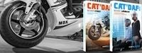Dafy: Cat'Daf' Scoot 2015, il arrive