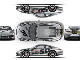 24 Heures de Daytona 2012 - La nouvelle Porsche 911 pour pace car
