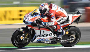 MotoGP - Silverstone J.3: on n'arrête plus Andrea Dovizioso!