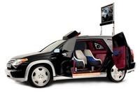 Salon de Detroit : Suzuki Flix Concept, cinéma roulant
