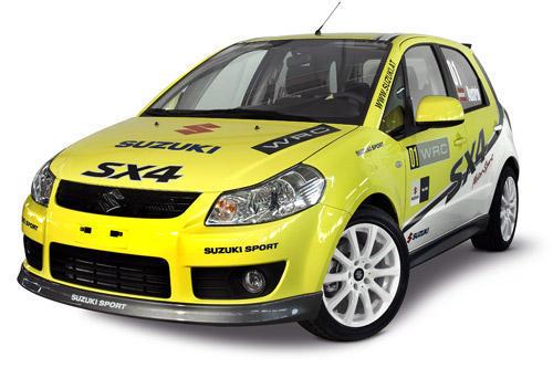 Suzuki SX4 WRC pour la route : ça va rigoler...