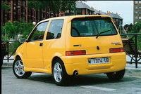 La p'tite sportive du lundi: Fiat Cinquecento Sporting !
