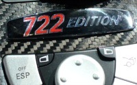 Au volant de la Mc Laren Mercedes SLR 722 - En direct du mondial !