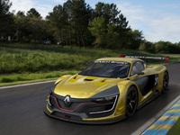 Des portes papillon pour la Renault Sport R.S. 01!