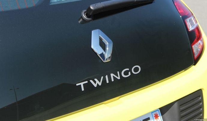 La Renault Twingo électrique est en chemin