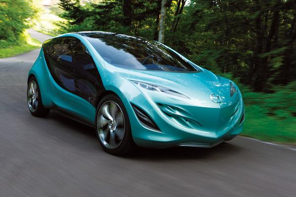Tokyo 2009 : Mazda présente ses nouveaux moteurs Sky-D et Sky-G