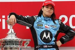 Futur coup de pub en vue : Danica Patrick dans une Honda F1