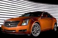 Salon de Detroit : Cadillac CTS - 2008, premières infos et photos