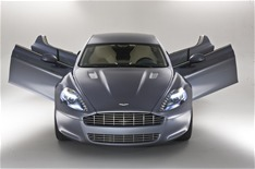 Peur sur Aston Martin ...
