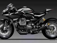 Moto Guzzi Black Eagle: un concept qui donne envie