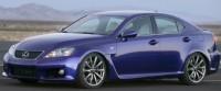 Salon de Detroit : Lexus IS-F, premières infos et photos