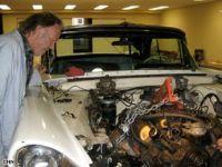 Une Lincoln Continental de 1959 charmée par l'électricité !