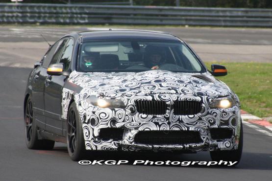Quasi-officiel : la prochaine BMW M5 aura un V8 turbocompressé