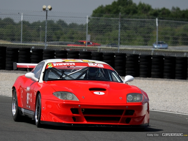 Photos du jour : Ferrari 550 GT (Sport & Collection)