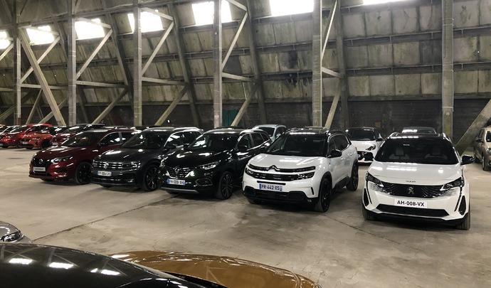 Que valent les 5 SUV compacts les plus vendus ? - Salon de l'auto Caradisiac