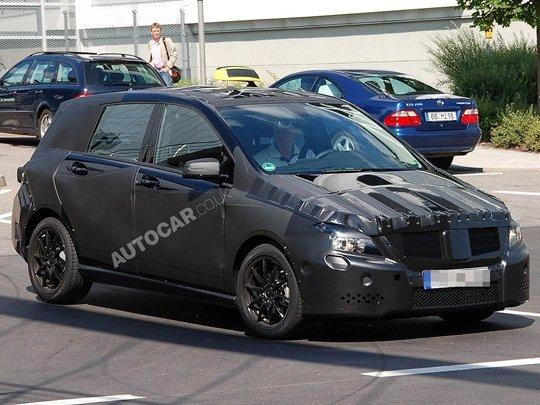 Des moteurs Renault pour les prochaines Mercedes Classe A et B