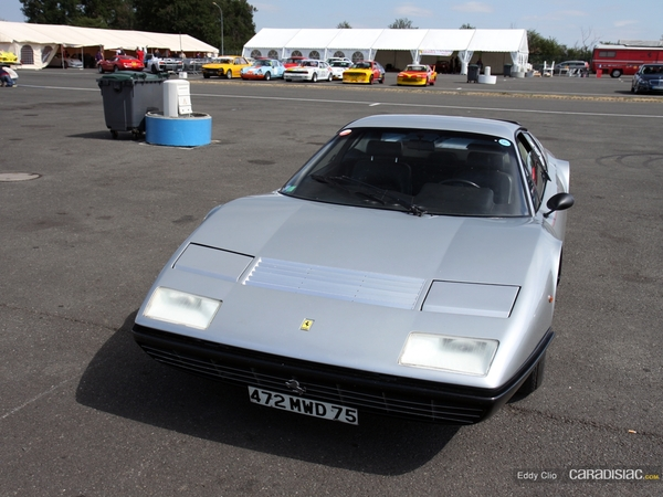 Photos du jour : Ferrari 365 GT4 BB (Sport & Collection)