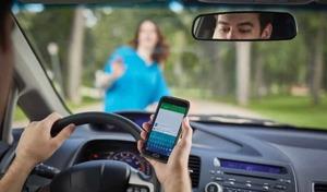 Téléphone au volant : en cas de passage au tribunal, attention à la sévérité des juges