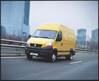 Nouveau Renault Master Propulsion