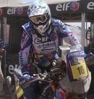 Dakar 2012 : Interview Olivier Pain, 9ème final