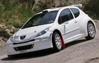 La Peugeot 207 Super 2000 en mondial!