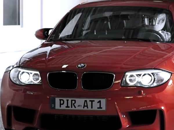 La BMW 1M se découvre entièrement