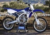 Nouveauté 2014, Yamaha YZ250 F et YZ450 F: 500 euros d'équipements... pour 1 euro de plus