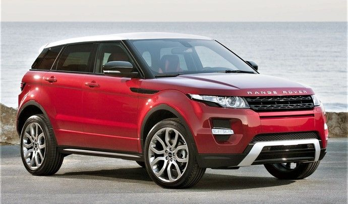 voiture d occasion range rover evoque. Black Bedroom Furniture Sets. Home Design Ideas