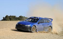 WRC : Solberg et Atkinson ont enfin testé la nouvelle Subaru Impreza