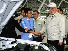 Hyundai et Kia prévoient une augmentation de 6,5% des ventes en 2012