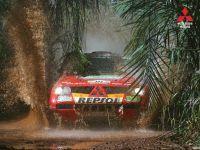 Dakar 2007 : Mitsubishi s'amuse  !