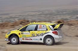 WRC Suzuki : l'arrêt en 2009 ?