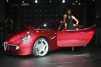 Alfa 8C Competizione : la supercar façon Alfa