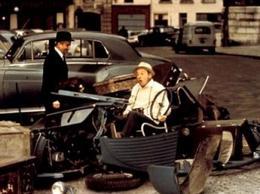 Réponse à la question du jour n° 18 - les voitures du corniaud?