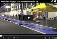 C'est beau Magny Cours... la nuit (vidéo)