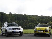 Comparatif vidéo - Citroën C4 Cactus vs Dacia Duster : l'essentiel, c'est de participer