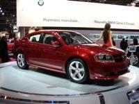 La Dodge Avenger Concept au salon de l'auto : il manque quelque chose...