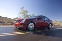 Salon de Detroit : Cadillac CTS - 2008, caractère et élégance