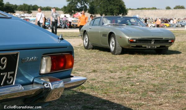 Photos du jour : Maserati Ghibli
