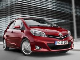 Immatriculations Toyota en france en 2011 : en hausse de 2,9%