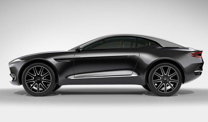 Aston Martin lancera son SUV en 2019