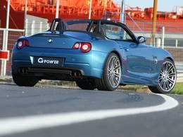 Transfert de technologie : quand un vieux BMW Z4 gobe une G-Power M5 Hurricane RR