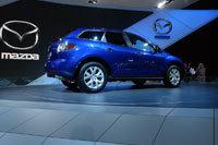 Mazda CX-7 au salon de Paris