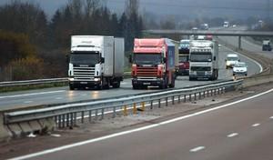 Bientôt moins de camions de pays de l'Est sur nos routes ?