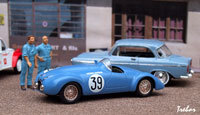 Miniature : 1/43ème - SIMCA 8 Gordini