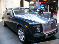 Rolls Royce 101 EX en direct du Mondial